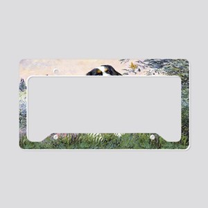LIC-Seine-Cavalier(Tri6) License Plate Holder