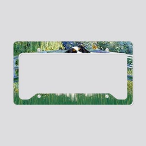 LIC-Bridge-Cavalier-Tri6 License Plate Holder