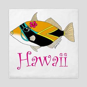 hawaiiart 002 Queen Duvet