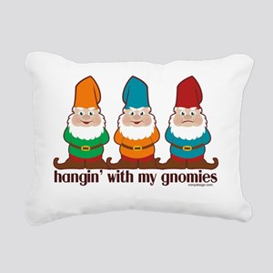 hanginwithmygnomies2000 Rectangular Canvas Pillow