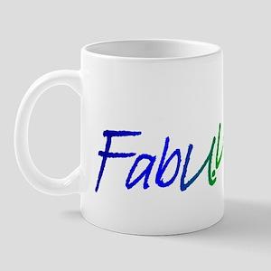 Fabuulousrainbow-transp Mug