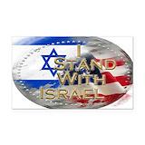"Israel 3"" x 5"""