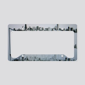 CHI RICAN License Plate Holder