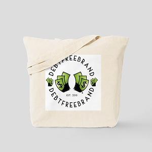 DF Logo Tote Bag