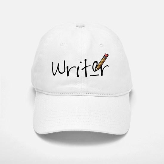writ_r copy Baseball Baseball Cap