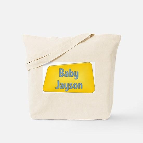 Baby Jayson Tote Bag