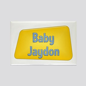 Baby Jaydon Rectangle Magnet