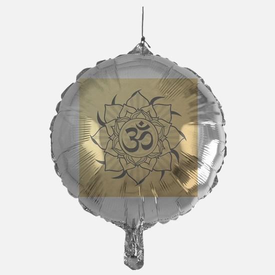 aum-goldcoin Balloon