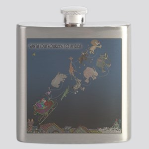 8577_christmas_cartoon Flask