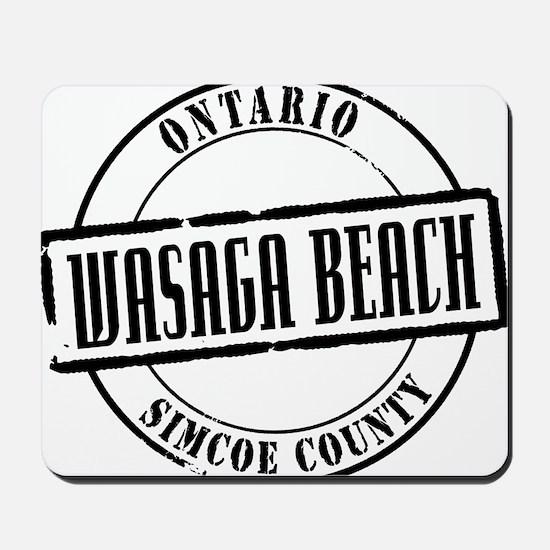 Wasaga Beach Title W Mousepad