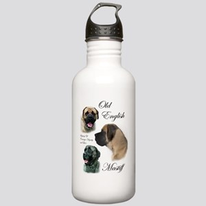 mastiff trio brushed 3 Stainless Water Bottle 1.0L