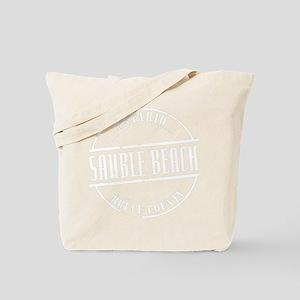 Sauble Beach Title B Tote Bag