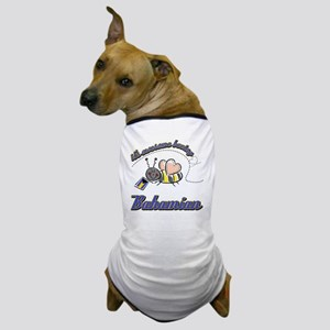 bahamian-white Dog T-Shirt