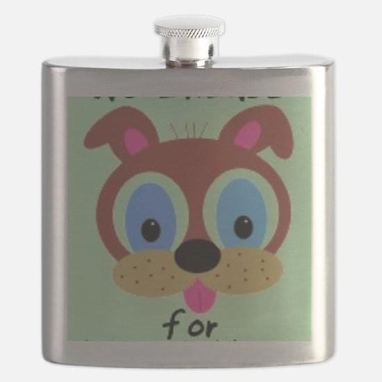 Animal Abuse Flask