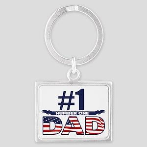 fathersday1A Landscape Keychain