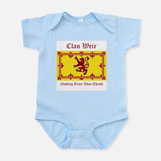 Weir Baby Light Bodysuit
