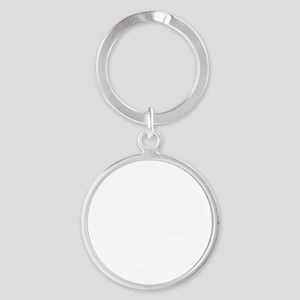 homesick sb invert copy Round Keychain