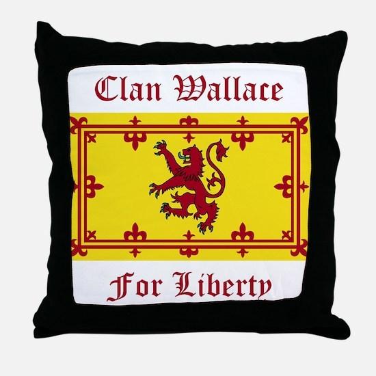 Wallace Throw Pillow