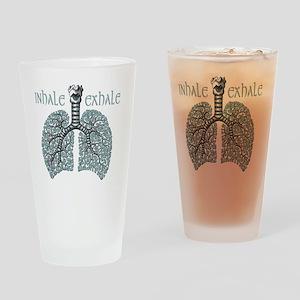 blulungs2 Drinking Glass