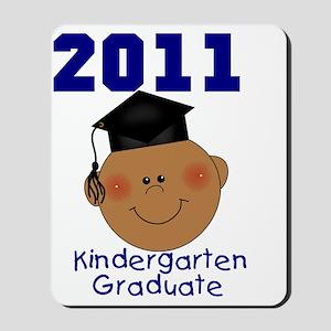 2011kindafrcanboy Mousepad