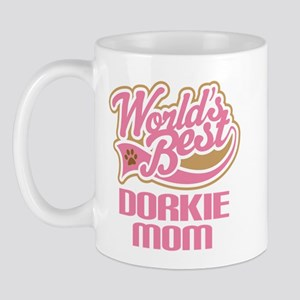 Dorkie Dog Mom Mug