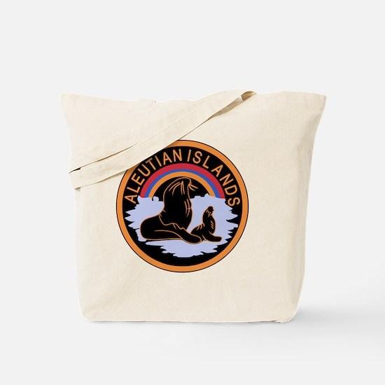 Aleutian Islands Command Tote Bag