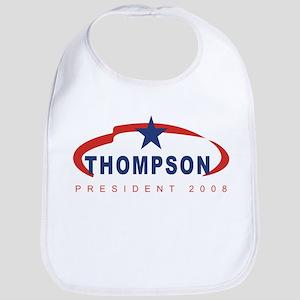 Tommy Thompson for President  Bib