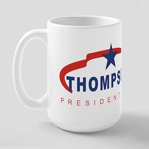 Tommy Thompson for President  Large Mug