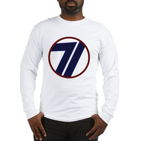 71st Infantry Division Long Sleeve T-Shirt