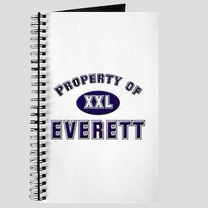 Property of everett Journal