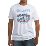 Drill ANWR Fitted T-Shirt