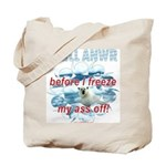 Drill ANWR Tote Bag