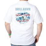 Drill ANWR Golf Shirt
