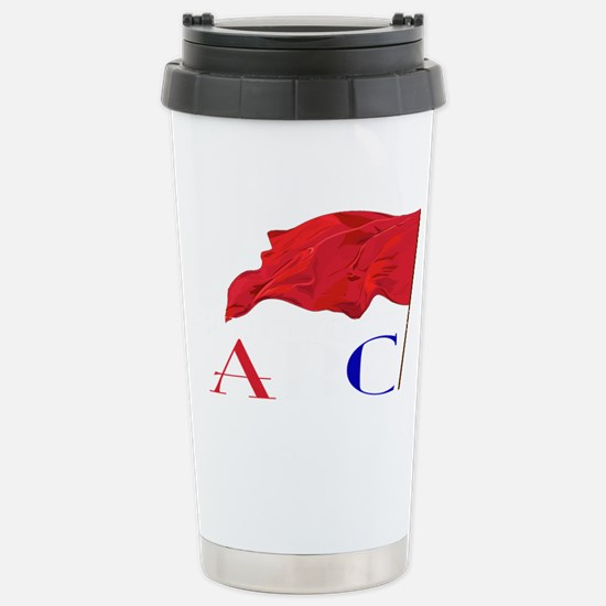ABC2 Stainless Steel Travel Mug