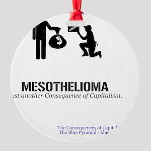 MesoMerch Round Ornament