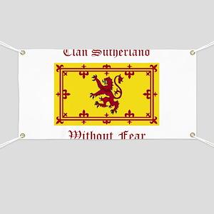 Sutherland Banner
