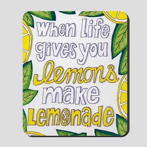 lemonade Mousepad