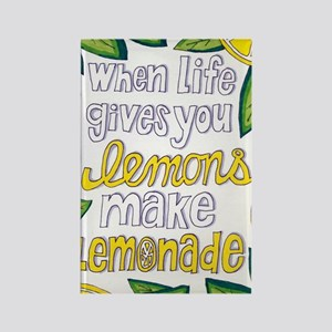 lemonade Rectangle Magnet