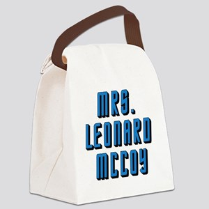 Star Trek Mrs. Leonard McCoy Canvas Lunch Bag