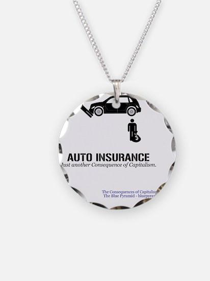AutoInsMerch Necklace