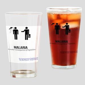 MalMerch Drinking Glass