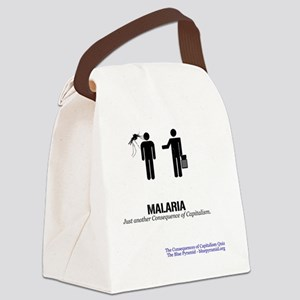 MalMerch Canvas Lunch Bag