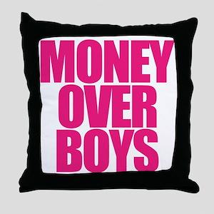mob03 Throw Pillow