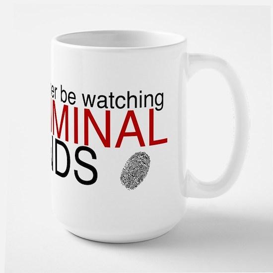 Watch Criminal Minds Mug