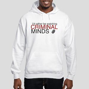 Watch Criminal Minds Hooded Sweatshirt