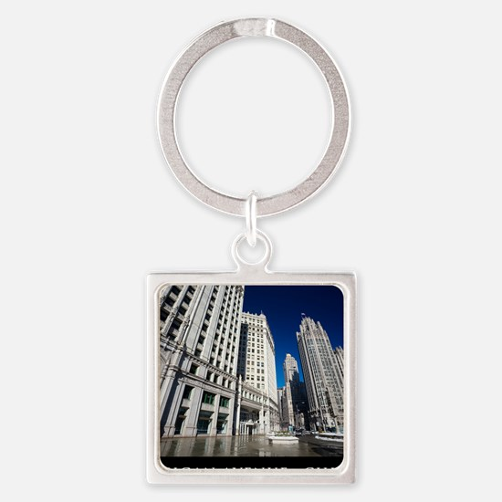 1DS2-1803-POSTER Square Keychain