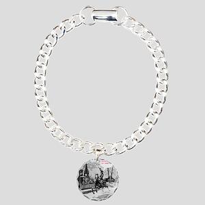 Paul_Reveres_ride Charm Bracelet, One Charm
