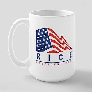 Condoleeza Rice - President 2 Large Mug