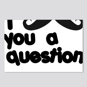 moustacheq Postcards (Package of 8)