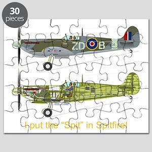 SpitfireBib Puzzle